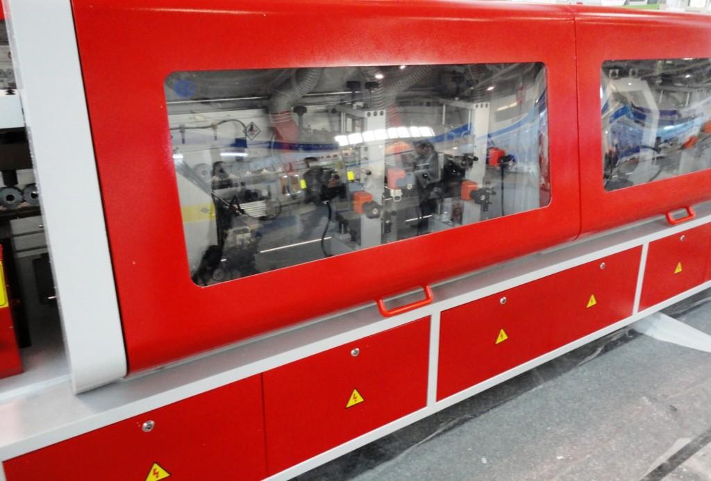 Edge Banders Rhino Panel Equipment Timber Flat Panel
